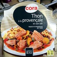 Thon à la provençale et son blé - Produit - fr