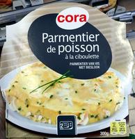 Parmentier de poisson à la ciboulette - Product - fr