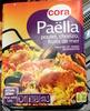 Paëlla Poulet, Chorizo, Fruits de mer, à l'huile d'olive vierge extra 1,4% - Produit