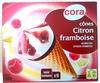 Cônes Citron Framboise - Produit