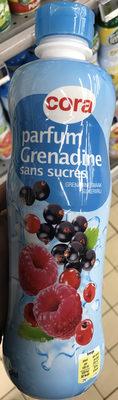 Sirop parfum Grenadine sans sucres - Produit - fr