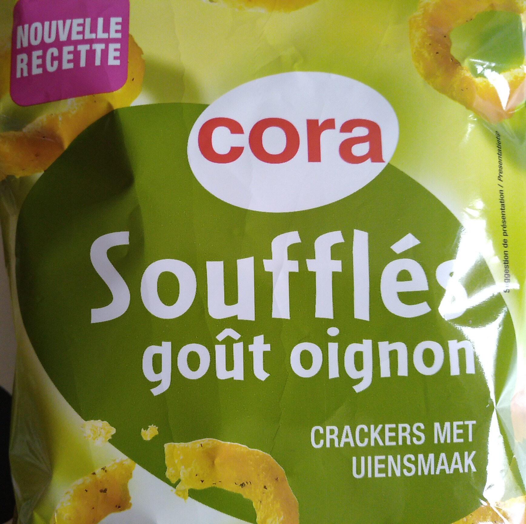 Soufflés à l'Oignon - Produit