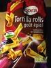 Tortilla rolls goût épicé - Produit