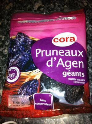 Pruneaux D'Agen - Sản phẩm - fr