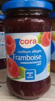 Confiture allégée Framboise - Produit - fr
