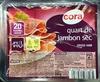 Quart de Jambon sec - Produit