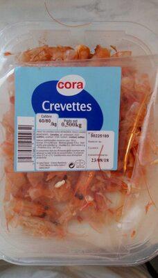 Crevettes Entières Cuites - Product