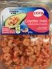 Crevettes roses cuites & décortiquées - Product