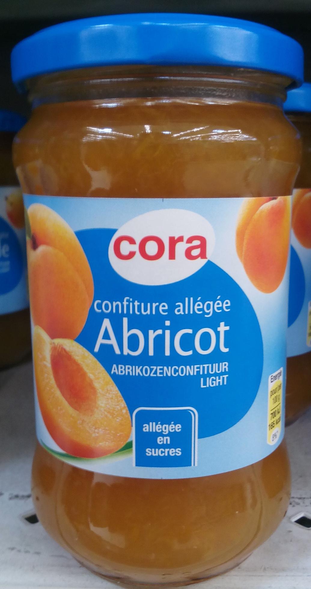 Confiture allégée Abricot - Produit - fr