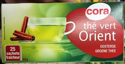 Thé vert Orient - Product