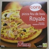 Pizza feu de bois Royale - Product