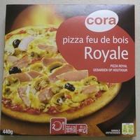 Pizza feu de bois Royale - Produit - fr