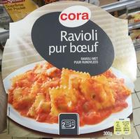 Ravioli pur bœuf - Produit - fr