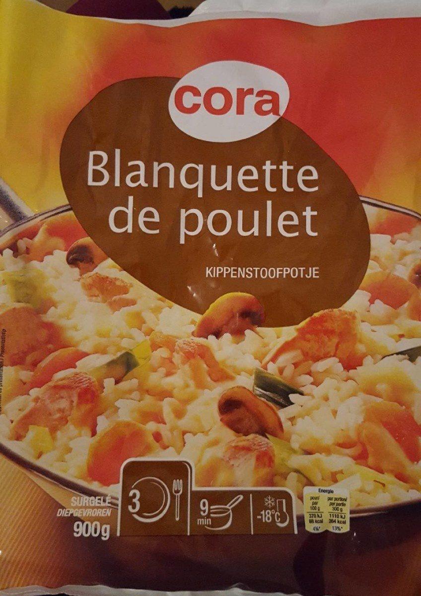 Blanquette de poulet - Produit - fr