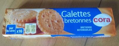 Galettes bretonnes - Produit - fr