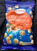 Cacahuètes enrobées goût salées - Produit