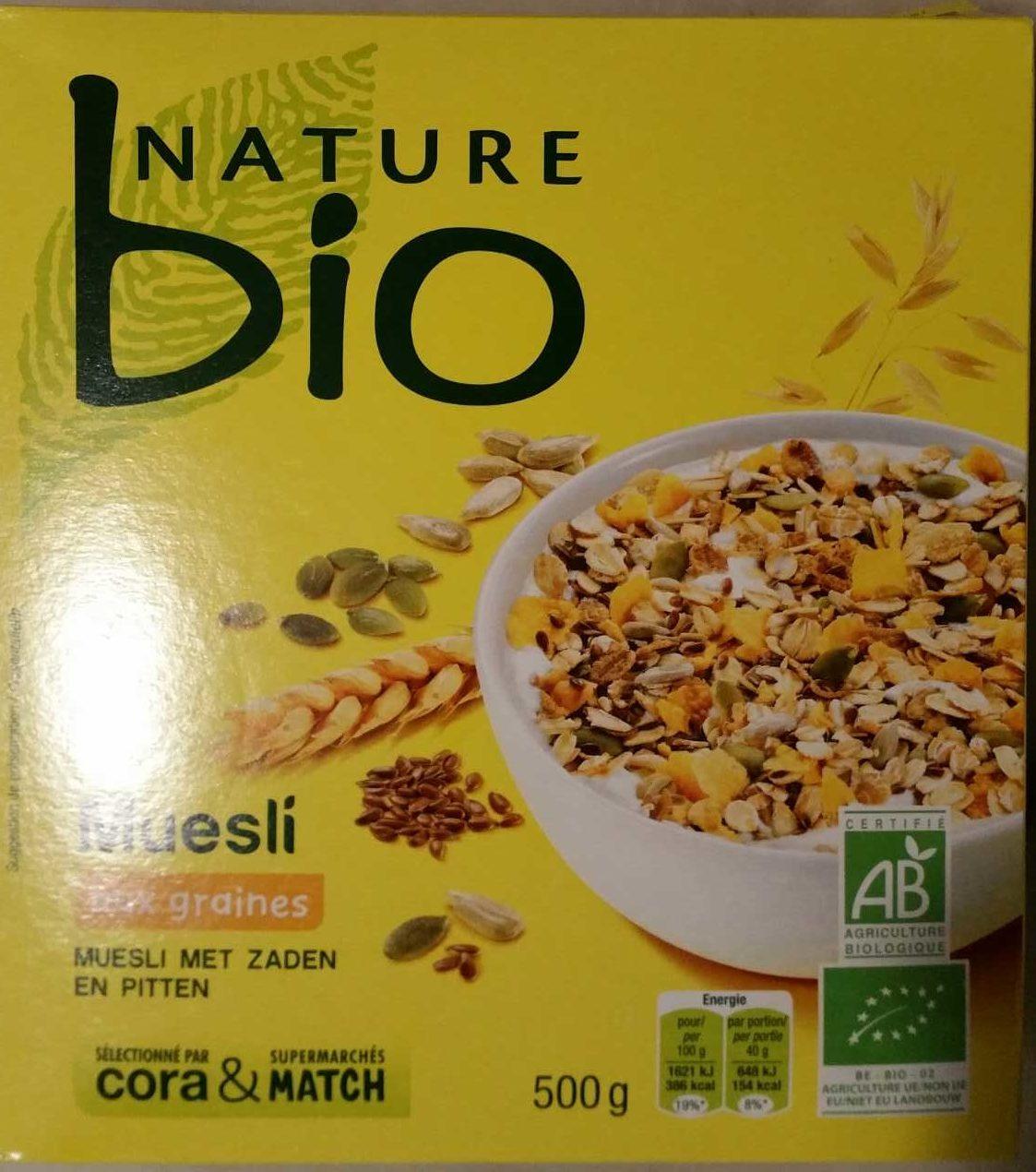 Muesli aux graines - Product