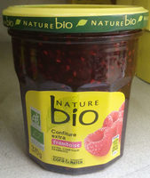 Confiture extra Framboise - Product - fr