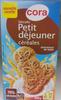 Biscuits Petit déjeuner céréales - Product