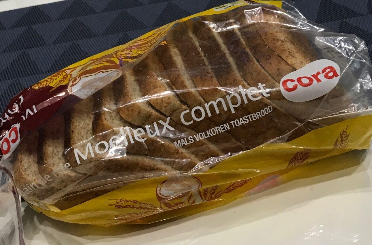 Pain de Mie Moelleux Complet - Produit - fr