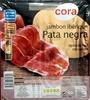 Jambon ibérique Pata negra - Produit