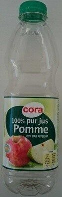 100 % pur jus Pomme - Product - fr