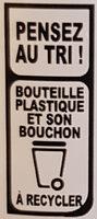 100 % pur jus Pomme - Recyclinginstructies en / of verpakkingsinformatie - fr