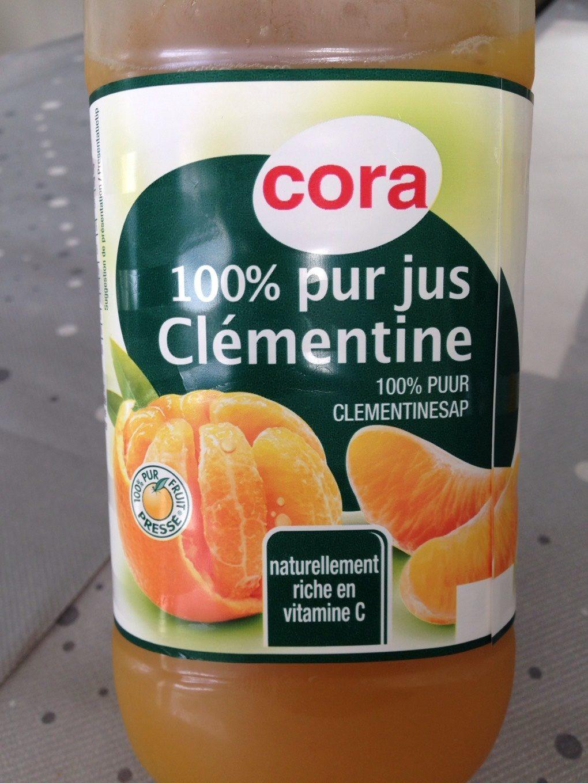 Jus de Clémentine - Produit - fr