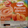 Compote Pomme-abricot (4x100g) - Product