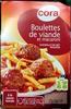 Boulettes de viande et macaroni à la sauce tomate - Product