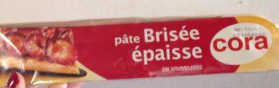 Pâte Brisée épaisse - Produit - fr