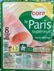 Le Paris Supérieur - Product