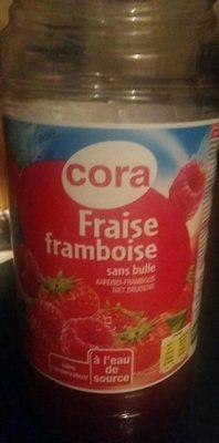 Boisson Fraise Framboise - Produit
