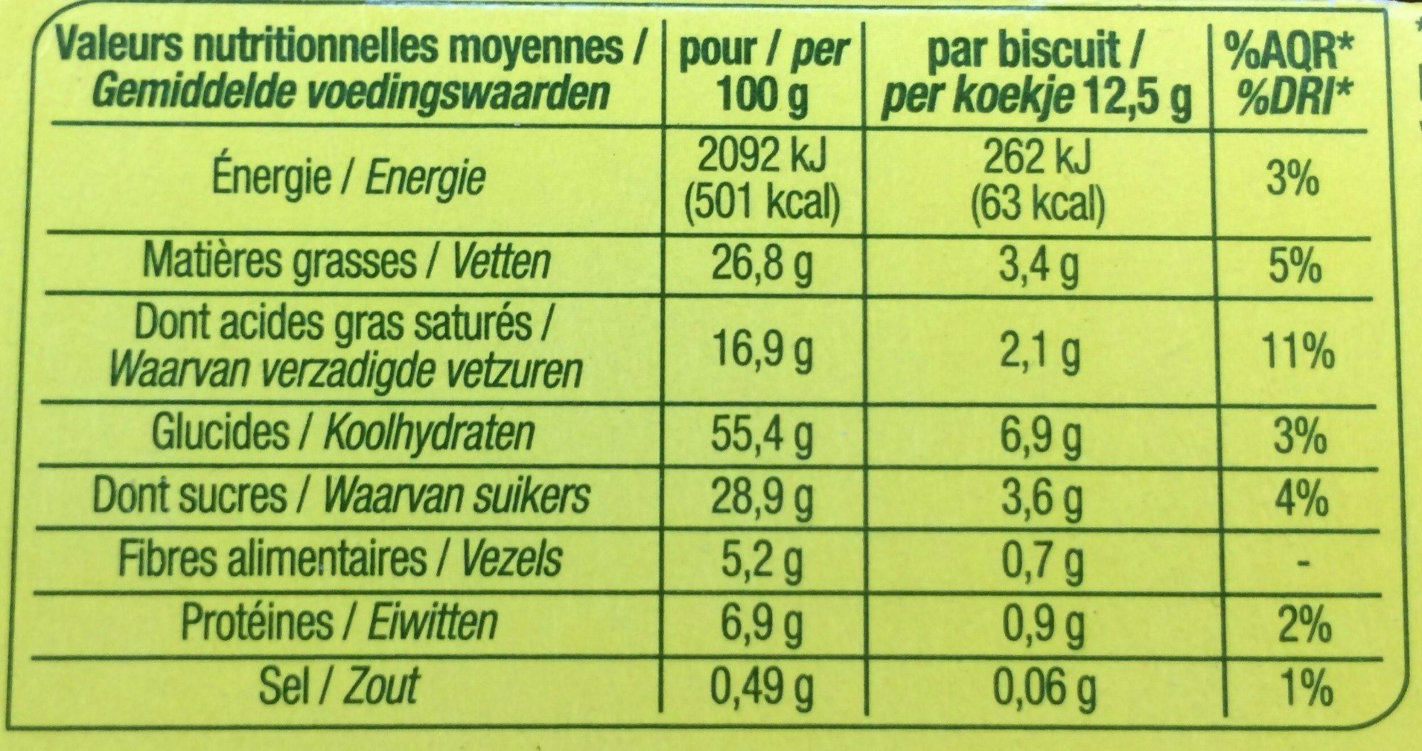 12 petits beurre chocolat noir nature bio calories valeurs nutritionnelles et avis de. Black Bedroom Furniture Sets. Home Design Ideas