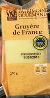 Gruyère de France (32% MG) - Product