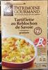 Tartiflette au Reblochon de Savoie gratinée - Product