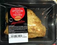 Filets de Limande du Nord meunière - Product