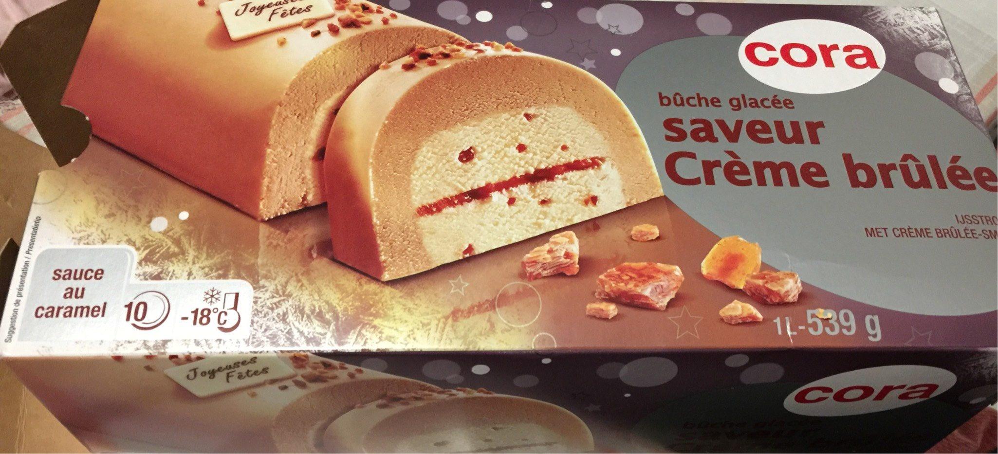 Buche glacée - Produit - fr