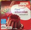 Flans chocolat (x 4) - Produit