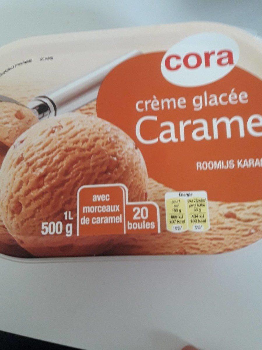 Crème glacée caramel - Product