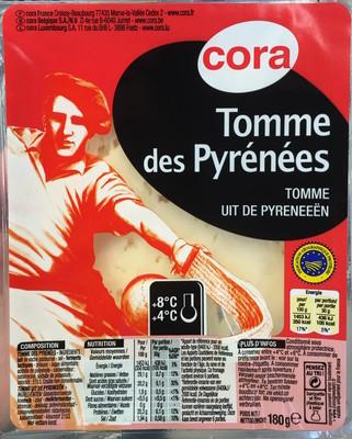 Tomme des Pyrénées (29,1% MG) - 2