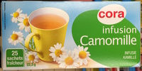 Infusion Camomille - Product