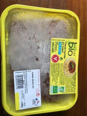Viande hachée pur boeuf (5% de matières grasses) - Product