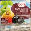 Sans sucres ajoutés Pomme Pruneau - Product