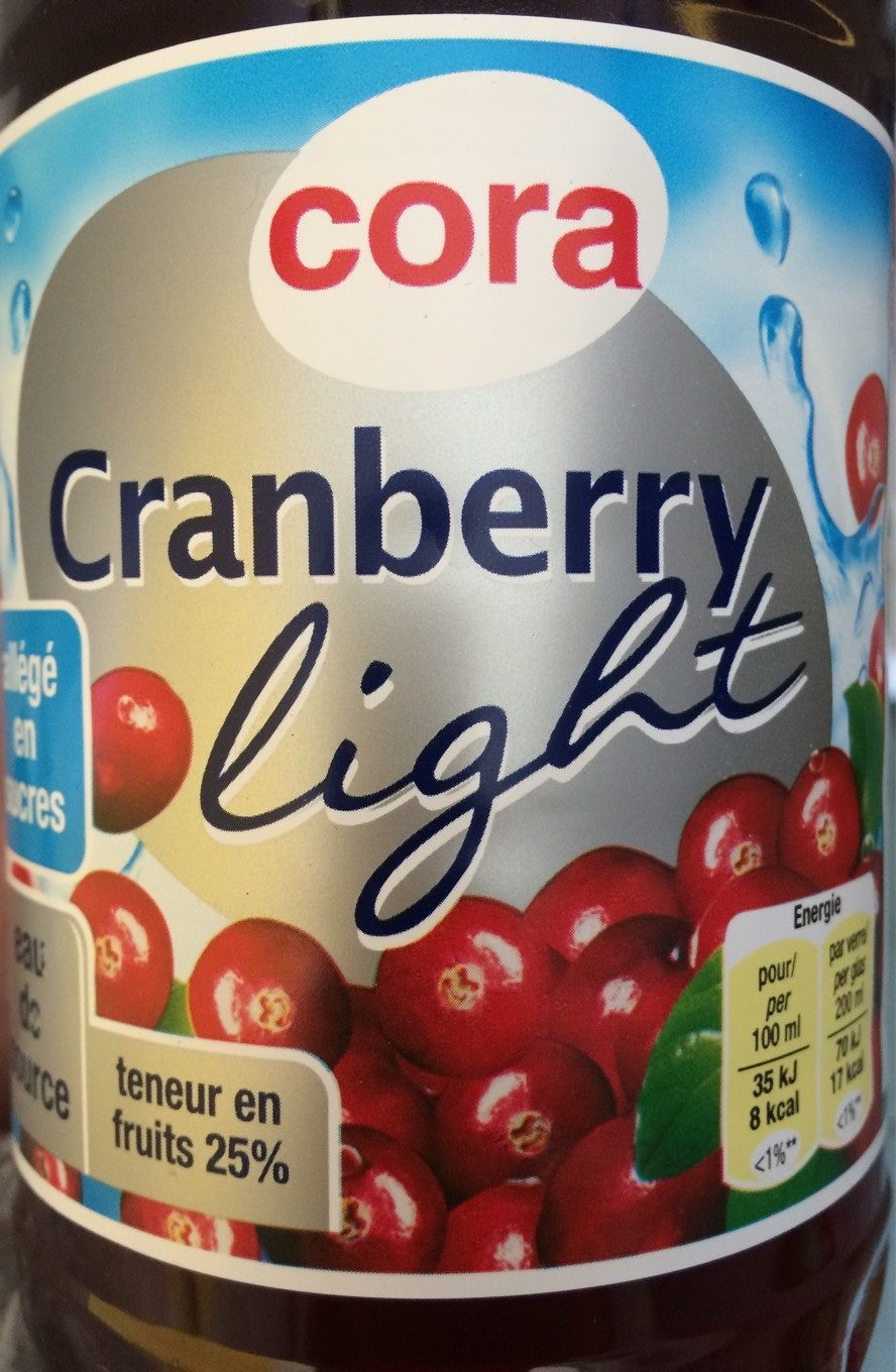 Cranberry Classic Light - Product