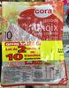 Jambon choix sans couenne (lot de 2 sachets de 10 tranches) - Product