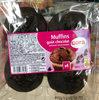 Muffins goût Chocolat - Produit