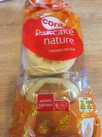 Pancake nature - Produit