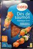 Dés de saumon - Product