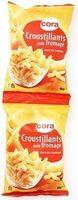 Croustillants gout fromage - Product - fr